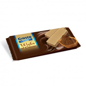 giusto s/zucch wafers cacao