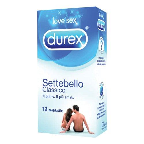 Durex Settebello Classico 12 Pezzi