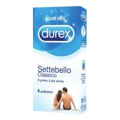 Durex Settebello Classico 6 Pezzi