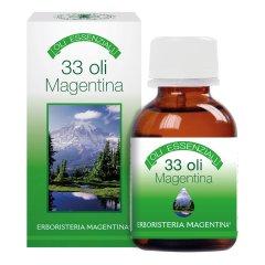 33 oli magentina 50ml