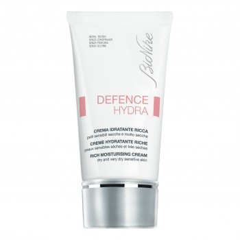 defence hydra crema idratante ricca 50 ml