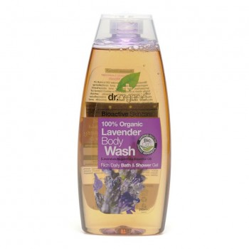 dr organic lavender body wash