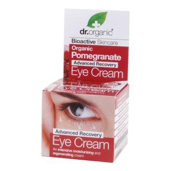 dr organic pomegr eye cream
