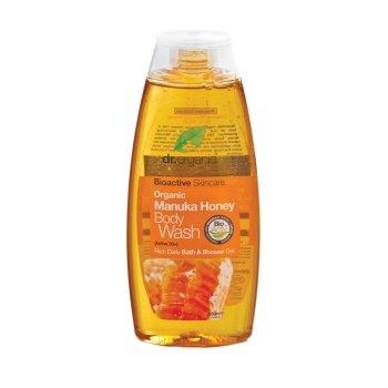 dr organic miele di manuka bagno & doccia 250ml