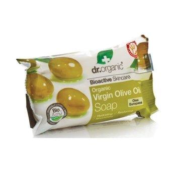dr organic olive soap 100g