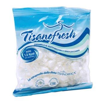 tisanoreica tisanofresh 50 caramelle
