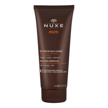 nuxe men gel doccia multi-uso uomo 200ml