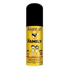 alontan family icaridina 20 % spray anti zanzare 75 ml