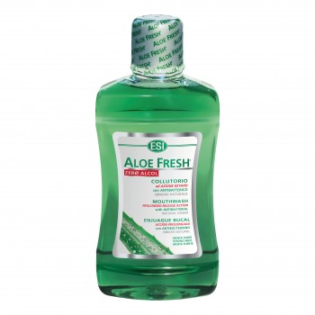 aloe fresh zero alcool collutorio 500 ml