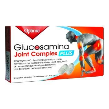 glucosamina joint complex plus 30 compresse