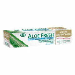 aloe fresh pasta sbiancante microgranuli 100 ml