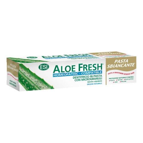 Aloe Fresh Pasta Sbiancante Microgranuli 100 ml