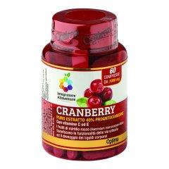 CRANBERRY CYST Con Vitamine C ed E 60 Compresse Colours of Life