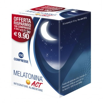 melatonina act 150 compresse