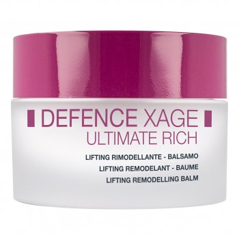 bionike defence xage utlimate rich balsamo lifting rimodellante 50ml