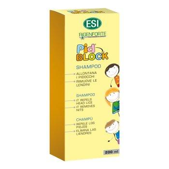 pid block shampoo 200ml