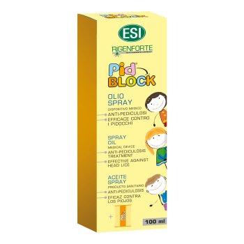 pid block olio spray dm 100ml