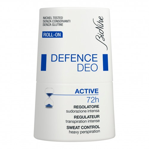 BIONIKE DEFENCE DEODORANTE ACTIVE ROLL ON LUNGA DURATA 72H 50 ML