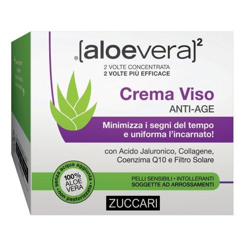 Zuccari ALOEVERA2 Crema Viso Anti-Age 50 ml