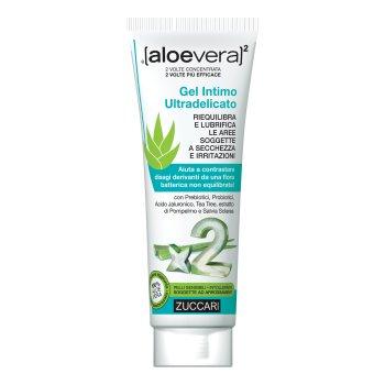 zuccari aloevera2 gel intimo ultradelicato 80 ml