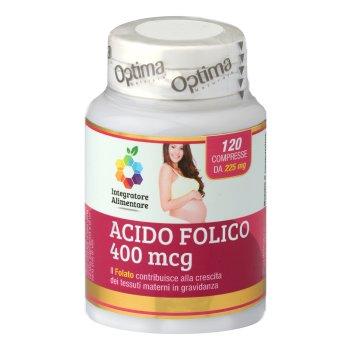 acido folico 400mcg 120 compresse colours of life