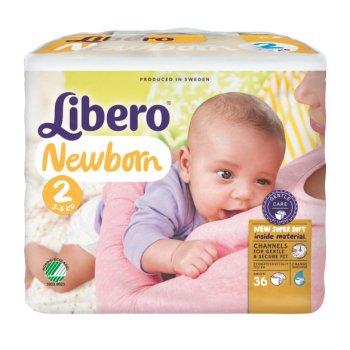 libero newborn pann 2 36pz 6332
