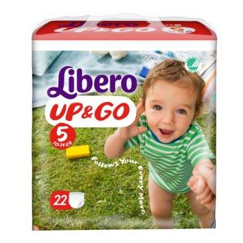 libero up&go pann 5 22pz
