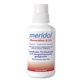 meridol collutorio clorexidina 0,2% 300 ml