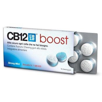 cb12 boost alito sicuro menta fresca 10 chewing gum