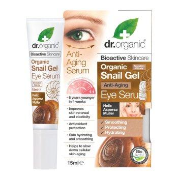 dr organic snail eye serum15ml