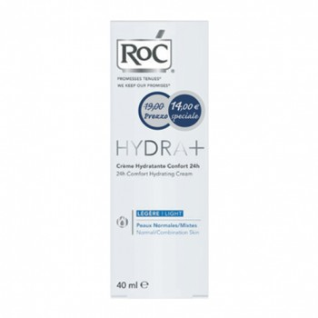 roc hydra+ comfort leg 40ml 5e