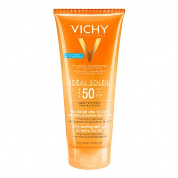 ideal sol invi gel spf30 f 200ml
