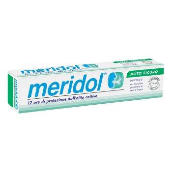 meridol halitosis gel 75ml