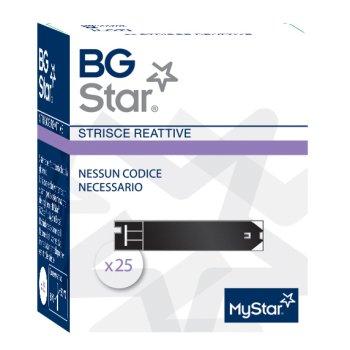 bgstar mystar extra 25 strisce reattive