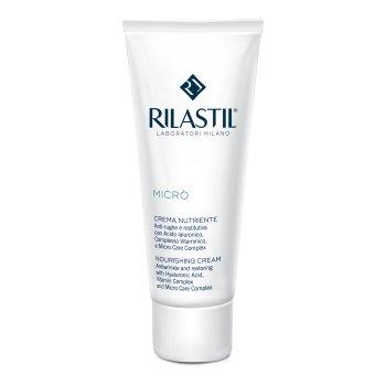 rilastil micrò crema nutriente - pelle normale a secca 50 ml