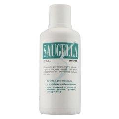 Saugella Attiva Ph 3.5 Detergente Intimo 500ml