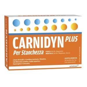 Carnidyn Plus 20 bustine 5g