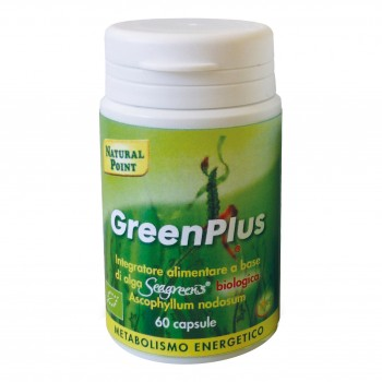 greenplus 60cps nat/point