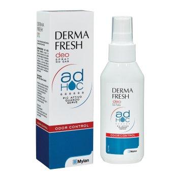 dermafresh ad hoc odor control deodorante crema 30 ml