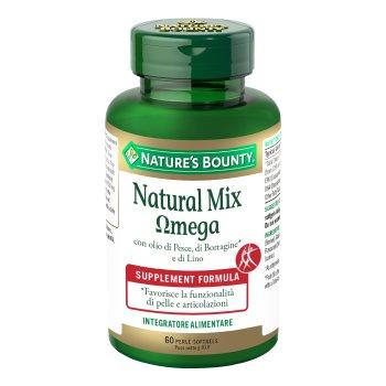 natural mix omega 60 perle