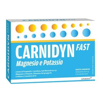 carnifast plus 20 bustine