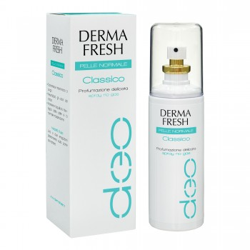 dermafresh pelle normale deodorante classico spray no gas 100ml
