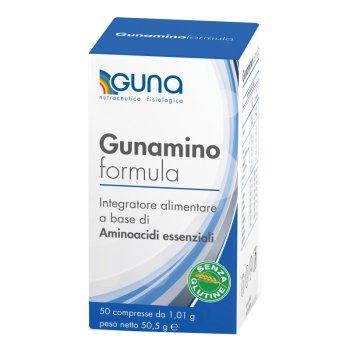 gunamino formula 50 compresse
