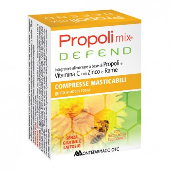 propoli mix defend 30cpr mastic