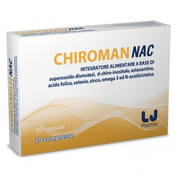 chiroman nac 20cpr +20cps