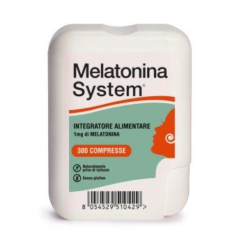 melatonina  'system 300cpr 1mg
