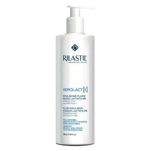 Rilastil Xerolact - Emulsione Fluida Sodio Lattato 12% - 250 ml