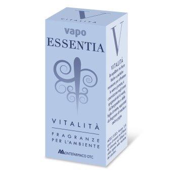 vapo essentia vitalita' olio essenziale 10 ml