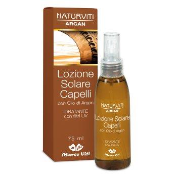 argan lozione solare capelli