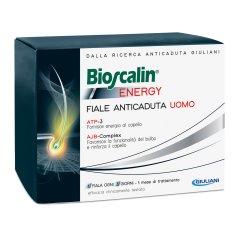 bioscalin energy anticaduta capelli uomo 10 fiale